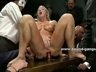 Porn Tube of Sex Slave Tell Her Shrink All The Brutal Extreme Gangbangs She Was Used In Bondage Deepthroats