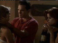 Denise Richards & Neve Campbell - Motel Scene