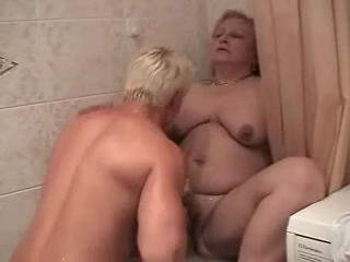 Porno Video of Fat Russian Granny