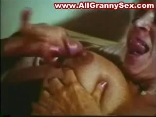Porno Video of Granny Fucked Hard Retro Vintage