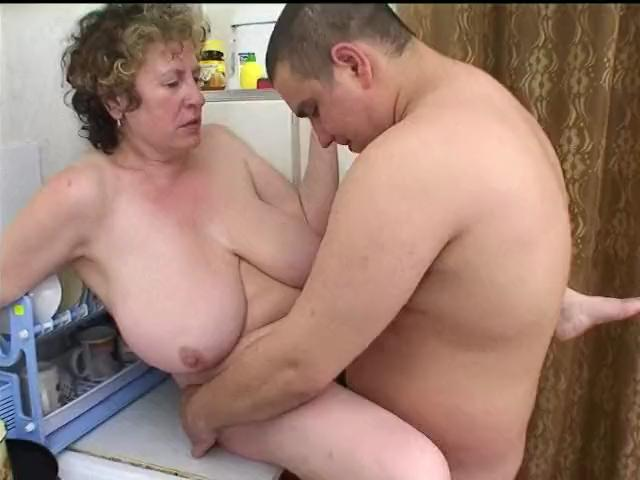 Vintage German Mature Anal