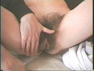 Sex Movie of Hairy French Pussy
