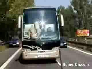 Porn Tube of Funny Porn German Bus Ride