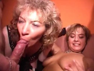 Porno Video of German Swinger Party Vii