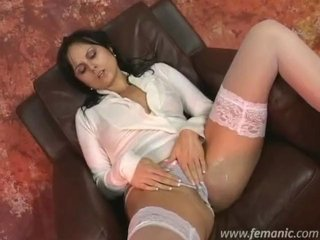 Porno Video of Piss: Brigitte Frida Lesbian Piss Party