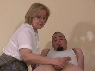 Porno Video of Mature - Badboys Need Jerking