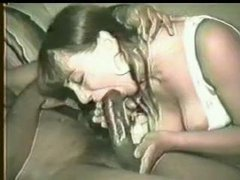 Real amateur IR creampie and clean up