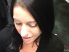 Haley Dressing Room Blowjob