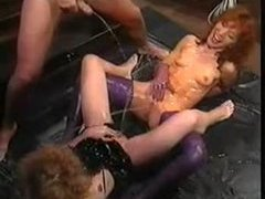 Piss Vintage german pisswhores in slow motion