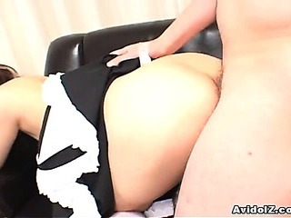 Porno Video of Ai Uemura Fucking And Creampie!