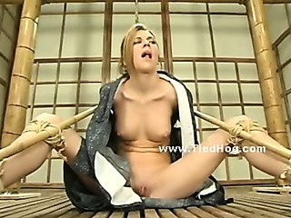Porno Video of House Of Pain Used To Torture Sluts Tied And Immobilized In Kinky Fantasies In Bondage Fetish Video