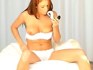 Porn Tube of Redhead Pornstar Enjoys Great Times