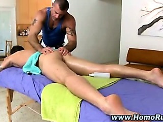Porn Tube of Watch Straight Guy Massage Get Dirty