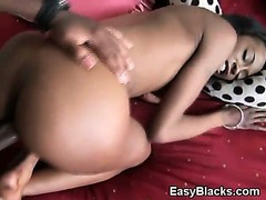 Gorgeous Black Ex Girlfriend Fucked Doggystyle POV