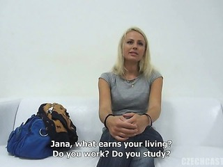 Porno Video of Czech Casting - Jana (3408)