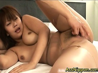 Sex Movie of Busty Asian Teen Fucks All The Time