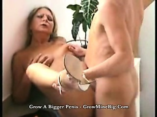 Porn Tube of Mature With Great Tits Fucked