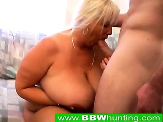 Porn Tube of Blonde Bbw Dogstyle Sex