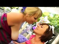 outdoor schoolgirl lesbians anal playing