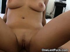 Gorgeous Blonde Amateur Ex Girlfriend POV Fucked.