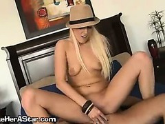 Wannabe Starlet Gets Doggystyled