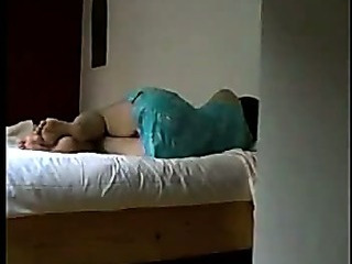 Sex Movie of Looking Up Her Skirt As She Sleeps