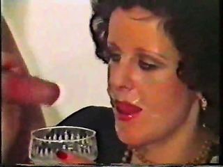 Porno Video of Vintage Facial Cumshots Compilation Video