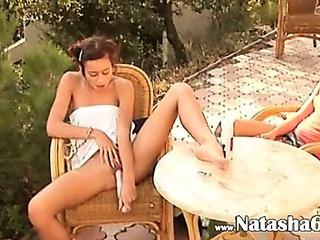 Porn Tube of Girl Russian Trying Present