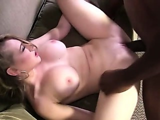 Porno Video of Kagney Linn Karter Fucks Big Black Cock