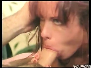 Porn Tube of German Groupie Gets Her Guy -