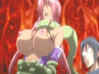 Porno Video of Bigboobs Hentai Girl Brutally Fucked By Monsters