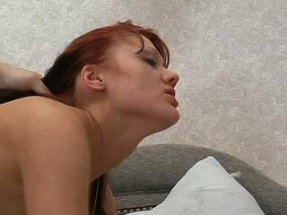 Porno Video of Redhead Force Fucked