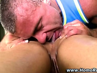 Porn Tube of Watch Straight Guy Get Hard