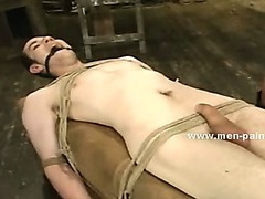 Busty slut enjoys humiliating man in femdom fetish sex sitting on him and fucking him in dirty room