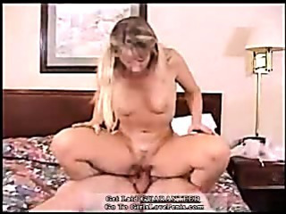 Porn Tube of Horny Blonde Having A Hotel Fuck