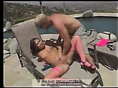 Fingering and fucking under the sun