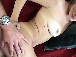 Porno Video of Hungry Hooker Anal Fucking At Home