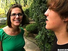 Bobbi Starr and the Homeless kid