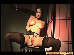 Sizzling Hot Busty Jessica James Lustful Seduction