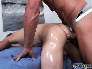 Porn Tube of Massagecocks Deep Ass Massage