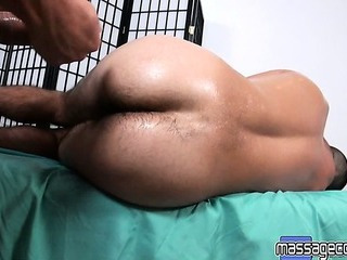 Porno Video of Massagecocks Muscule Latino Massage