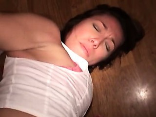 Porno Video of Deep Amateurs Bottom Sex In The Kitchen