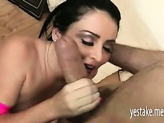 Porno Video of Sophie Dee Gets Deepthroat And Anal Treatment From The Ass Whisperer