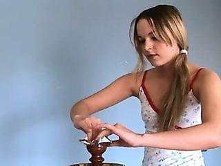 Porno Video of Schoolgirls Sex On The Floor