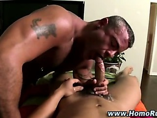 Porn Tube of Watch This Straight Guy Cum