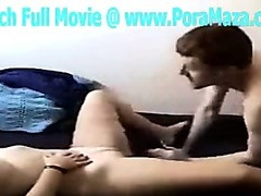 young couple fucking on cam