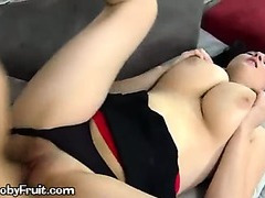 A Lovely Brunette Wants An Orgasm