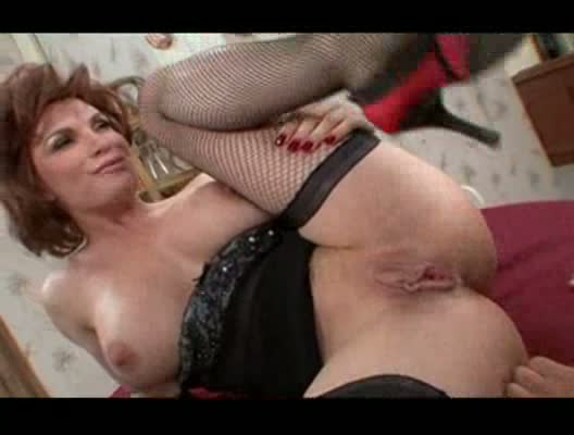 Hot redhead chick getting fucked