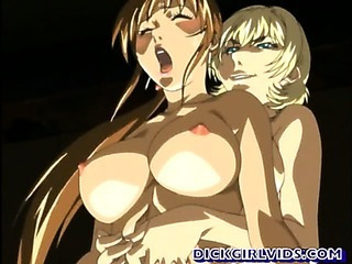 Porno Video of Anime Girl With A Huge Penis Fucked