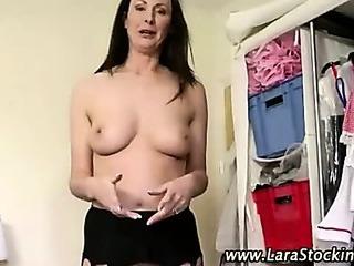 Porno Video of Check Nasty Stockings Mature Bitch